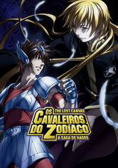 Os Cavaleiros do Zodíaco - The Lost Canvas: A Saga de Hades