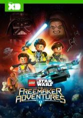 LEGO Star Wars: As Aventuras dos Freemakers