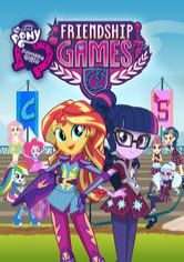 My Little Pony Equestria Girls: Friendship Games
