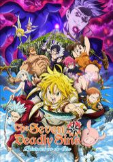 The Seven Deadly Sins - Prisioneiros do Céu