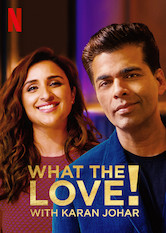 What the Love! with Karan Johar